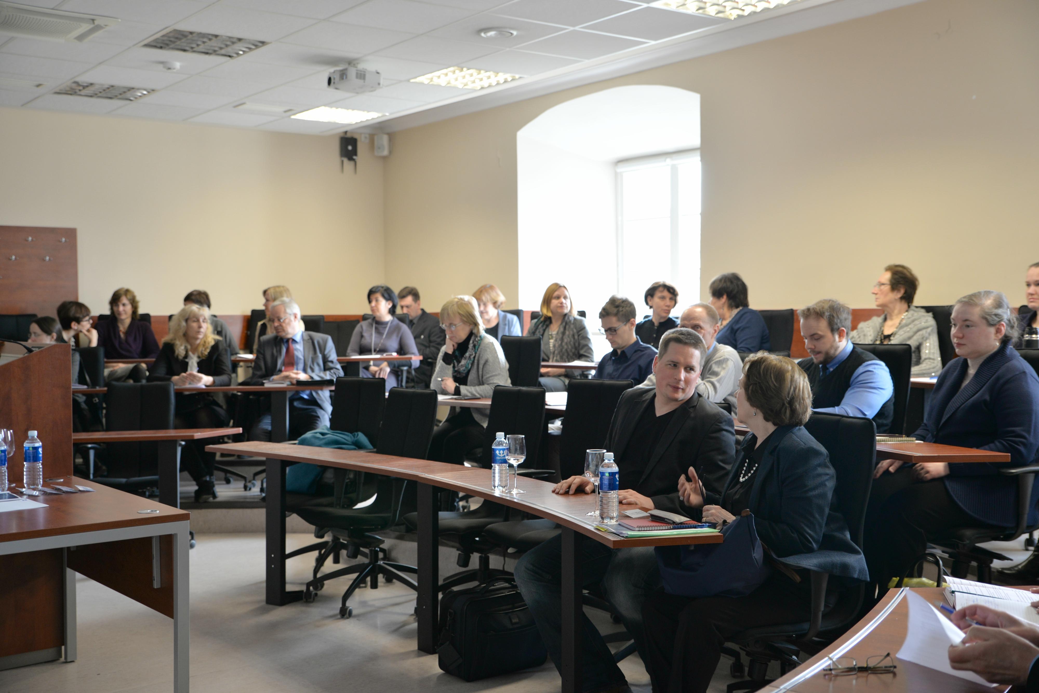 Recenzavimo kokybė, diskusija 2017, bendra nuotrauka