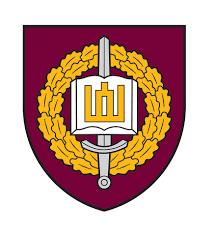 Lietuvos karo akademijos logotipas