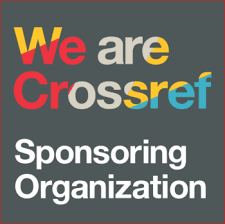 Crossref sponsoring organizaton